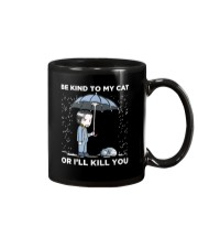 BE KIND TO MY CAT Mug thumbnail
