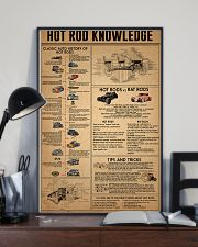 Hot Rod Knowledge  11x17 Poster lifestyle-poster-2