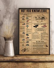 Hot Rod Knowledge  11x17 Poster lifestyle-poster-3