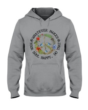 Whatever Hooded Sweatshirt tile