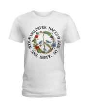 Whatever Ladies T-Shirt front