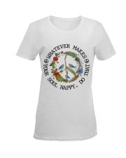 Whatever Ladies T-Shirt women-premium-crewneck-shirt-front
