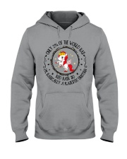 Only of the world Hooded Sweatshirt thumbnail