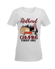 Camping Ladies T-Shirt women-premium-crewneck-shirt-front
