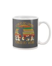 Born to go camping Mug thumbnail