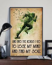 Running Lose My Mind 11x17 Poster lifestyle-poster-2