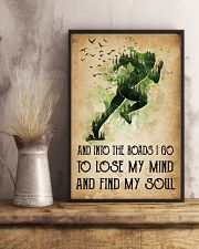 Running Lose My Mind 11x17 Poster lifestyle-poster-3