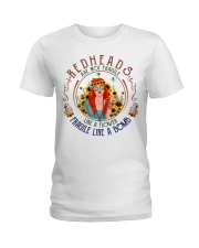 A bomb Ladies T-Shirt front