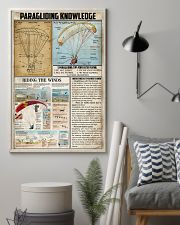 Paragliding Knowledge 11x17 Poster lifestyle-poster-1