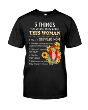 5 things Classic T-Shirt thumbnail
