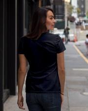 5 things Ladies T-Shirt lifestyle-women-crewneck-back-1