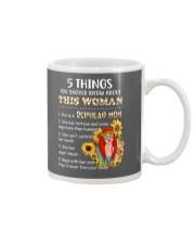 5 things Mug thumbnail