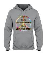 Boring Hooded Sweatshirt thumbnail