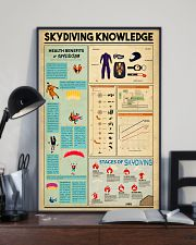 Skydiving Knowledge  11x17 Poster lifestyle-poster-2