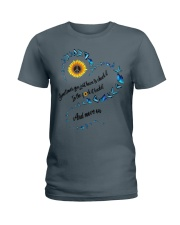 Move on  Ladies T-Shirt tile