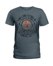 Trouble Ladies T-Shirt tile