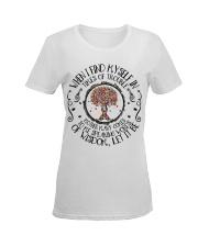 Trouble Ladies T-Shirt women-premium-crewneck-shirt-front