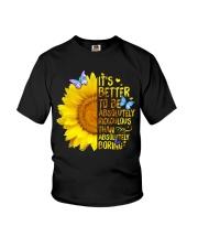 It's better Youth T-Shirt thumbnail