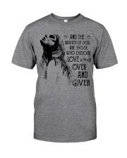 The bravest Classic T-Shirt thumbnail