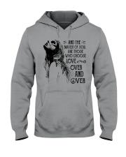 The bravest Hooded Sweatshirt thumbnail