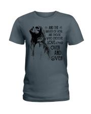 The bravest Ladies T-Shirt tile