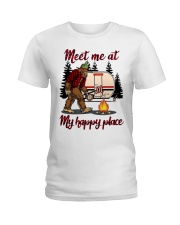 Meet Ladies T-Shirt front