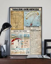 Paragliding Knowledge 11x17 Poster lifestyle-poster-2
