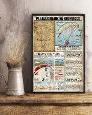 Paragliding Knowledge 11x17 Poster lifestyle-poster-3
