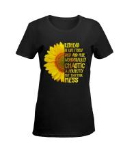 Chaotic Ladies T-Shirt women-premium-crewneck-shirt-front