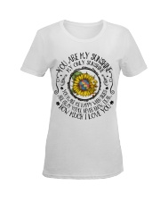 Sunshine Ladies T-Shirt women-premium-crewneck-shirt-front