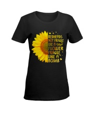 Fragile Ladies T-Shirt women-premium-crewneck-shirt-front