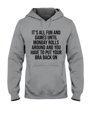 All fun Hooded Sweatshirt thumbnail