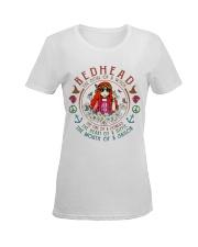 The soul Ladies T-Shirt women-premium-crewneck-shirt-front