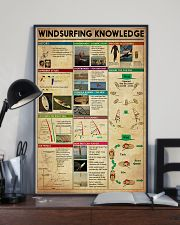 Windsufing Knowledge  11x17 Poster lifestyle-poster-2