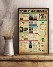 Windsufing Knowledge  11x17 Poster lifestyle-poster-3