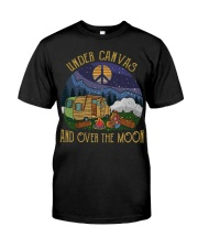 Under canvas Classic T-Shirt front