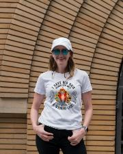 God knew Ladies T-Shirt lifestyle-women-crewneck-front-4