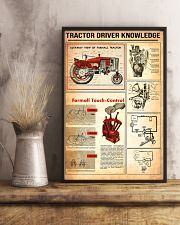 Tractor Knowledge 11x17 Poster lifestyle-poster-3