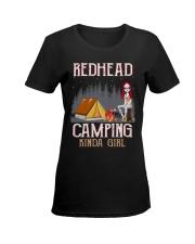 Kinda girl Ladies T-Shirt women-premium-crewneck-shirt-front