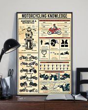 Motorcycling Knowledge  11x17 Poster lifestyle-poster-2