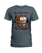 Around Ladies T-Shirt tile