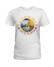 Live  Ladies T-Shirt front