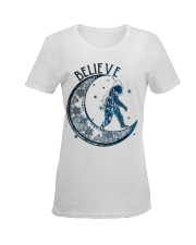 Believe Ladies T-Shirt women-premium-crewneck-shirt-front