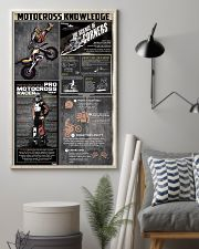 Motocross Knowledge  11x17 Poster lifestyle-poster-1