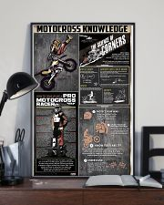 Motocross Knowledge  11x17 Poster lifestyle-poster-2