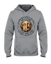 Grow radical Hooded Sweatshirt thumbnail