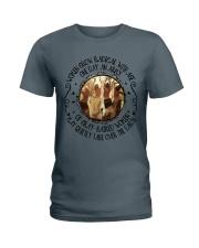 Grow radical Ladies T-Shirt tile