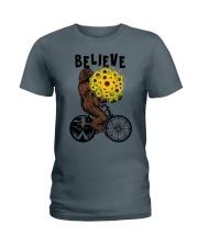 Bike Ladies T-Shirt tile