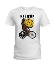 Bike Ladies T-Shirt front