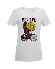 Bike Ladies T-Shirt women-premium-crewneck-shirt-front